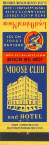 Moose Club and Hotel, 1428 Alice Street, Oakland, Calif.